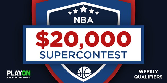 PlayON NBA Super Contest