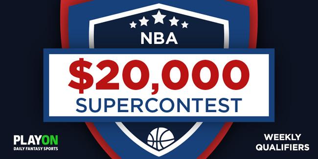 PlayON NBA Super Contest