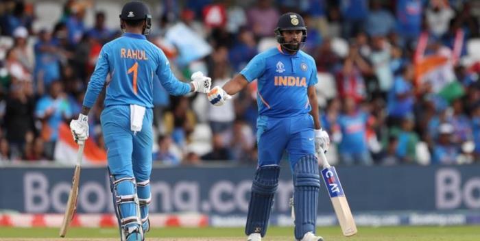 Rohit Sharma Lokes Rahul India New Zealand