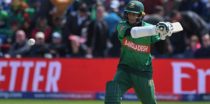 Shakib Al Hasan Bangladesh Cricket World Cup 2019 ICC
