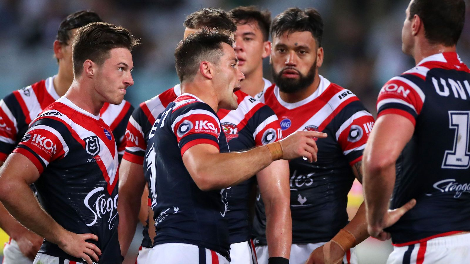 Roosters NRL