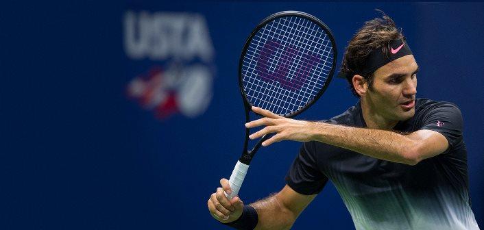 US Open Roger Federer Tennis