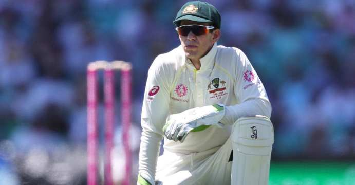 Tim Paine Test Cricket Australia