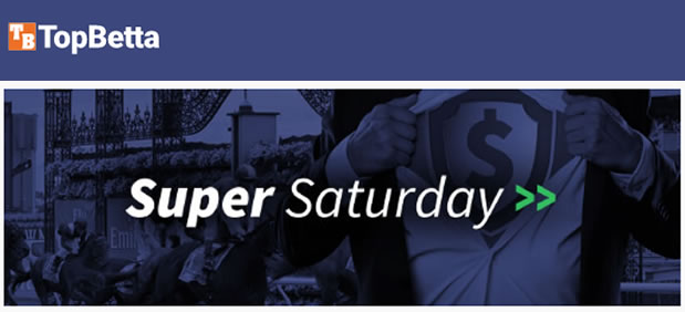 TopBetta Super Saturday