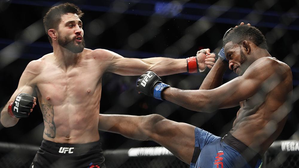 UFC MMA DFS