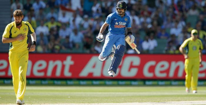 Virat Kohli ODI Australia India Cricket
