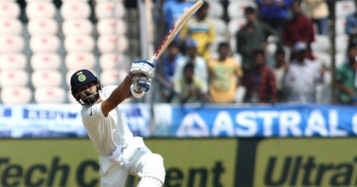 Virat Kohli Test Cricket DFS Australia India 2018