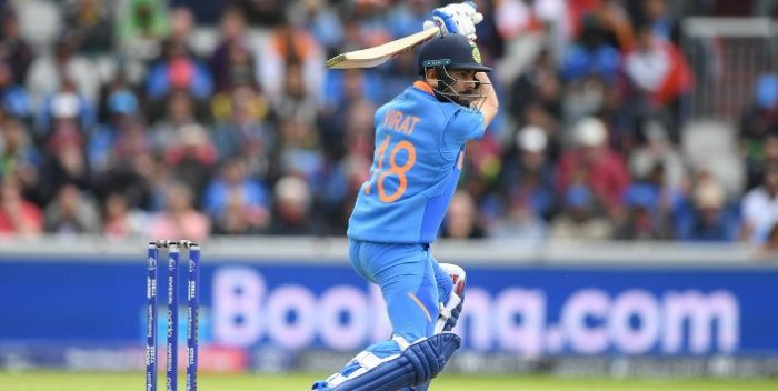 Virat Kohli World Cup India West Indies 2019