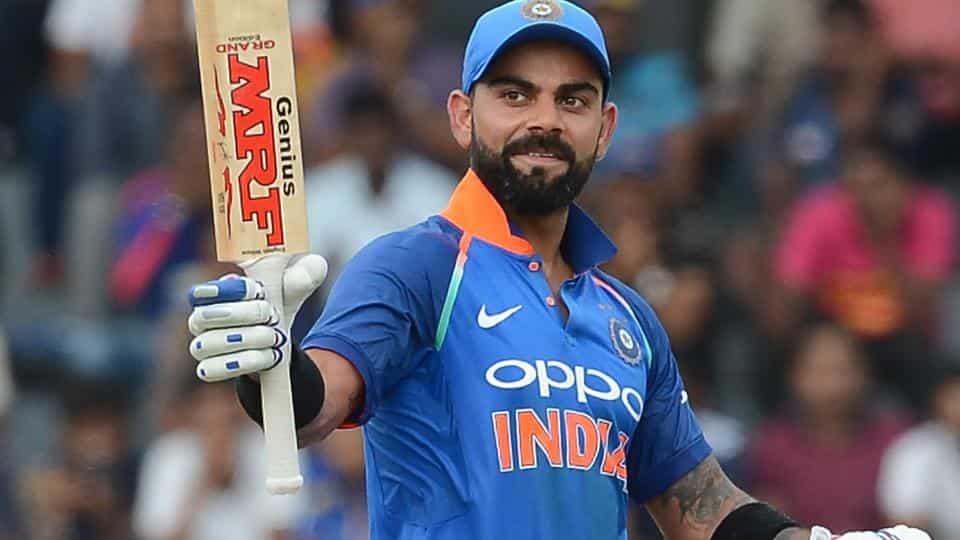 Virat Kohli T20 India